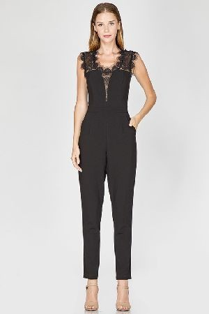 Amber lace jumpsuit