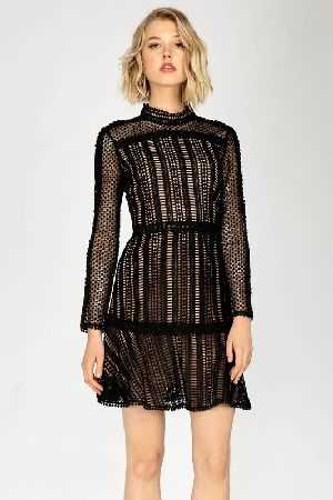 Naia Lace Dress