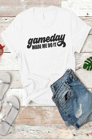 Graphic Tee Gameday