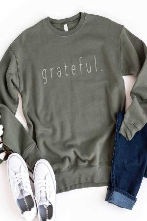 Graphic Tee Grateful