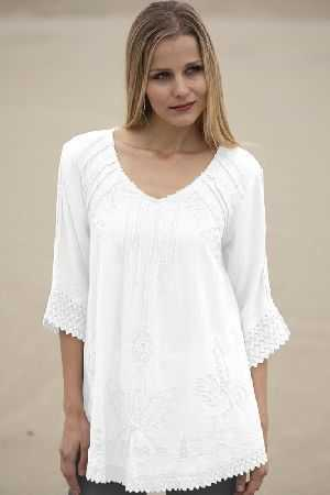 Ursela tunic top