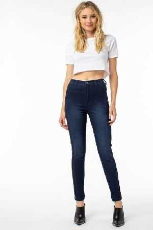 Kendall And Kylie high waist stretch denim skinny