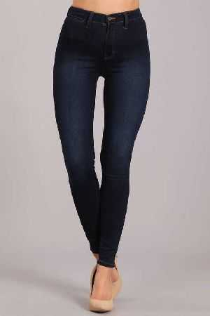 Kendall And Kylie ultra high front skinny