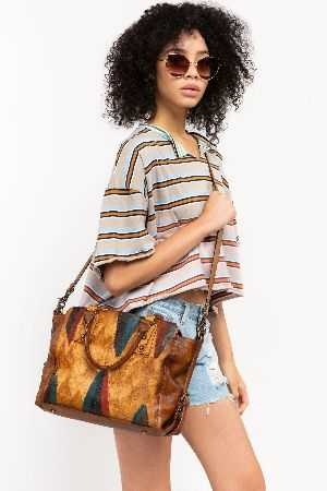Messenger oversized bag