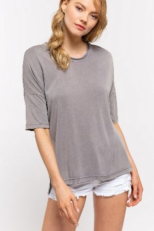 Our SOFT TOUCH collection knit top