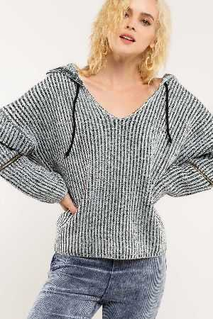 Vintage washed sweater